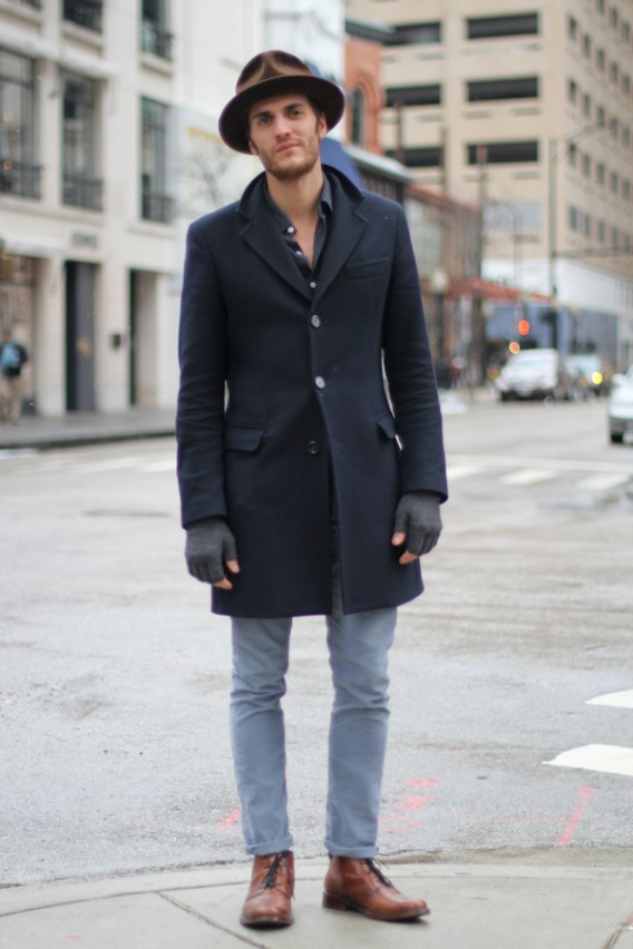 Billy On Rush Street Amy Creyer 39 S Chicago Street Style Fashion Blog