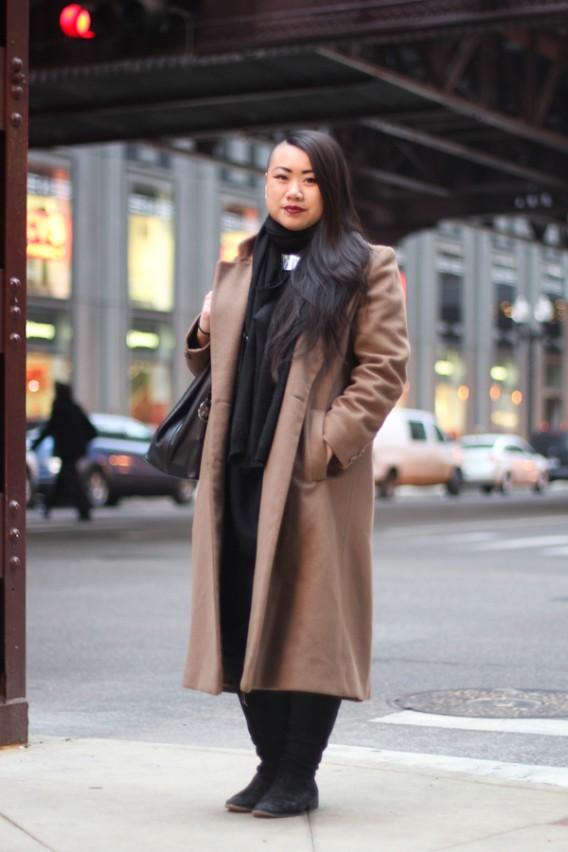 Chicago Street Style: Jasmine