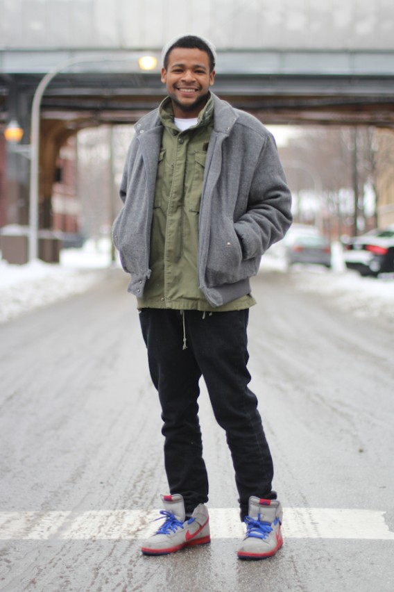 Chicago Street Style: Destinn