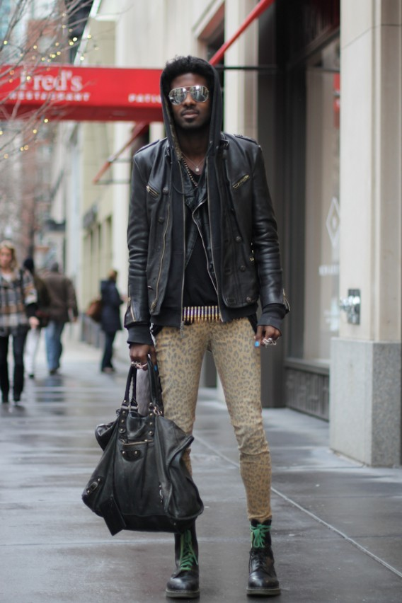Chicago Street Style: London