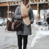 Chicago Street Style: Sarah, Furry in Wicker Park
