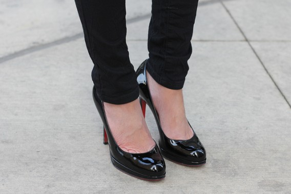 Lauren's Louboutins & My Refinery29 Shoe Slideshow