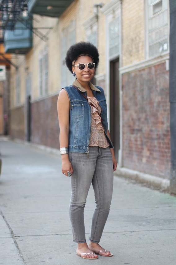 Chicago Street Style: Elizabeth in Wicker Park