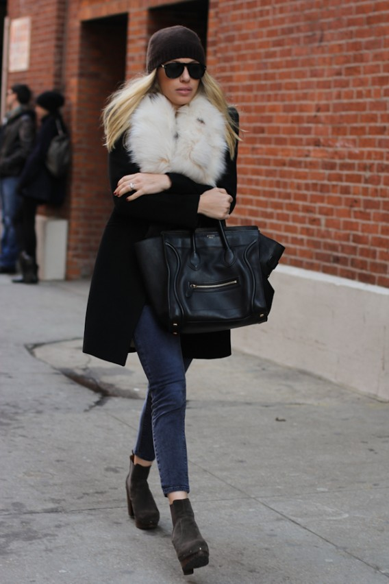 Winter Street Style... Warmth