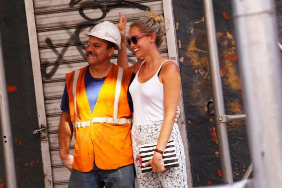 Laurel Pantin + Worker