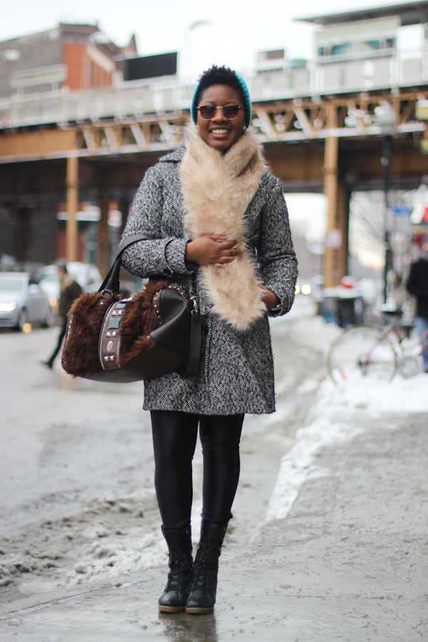 Sarah Furry In Wicker Park Amy Creyer 39 S Chicago Street Style Fashion Blog