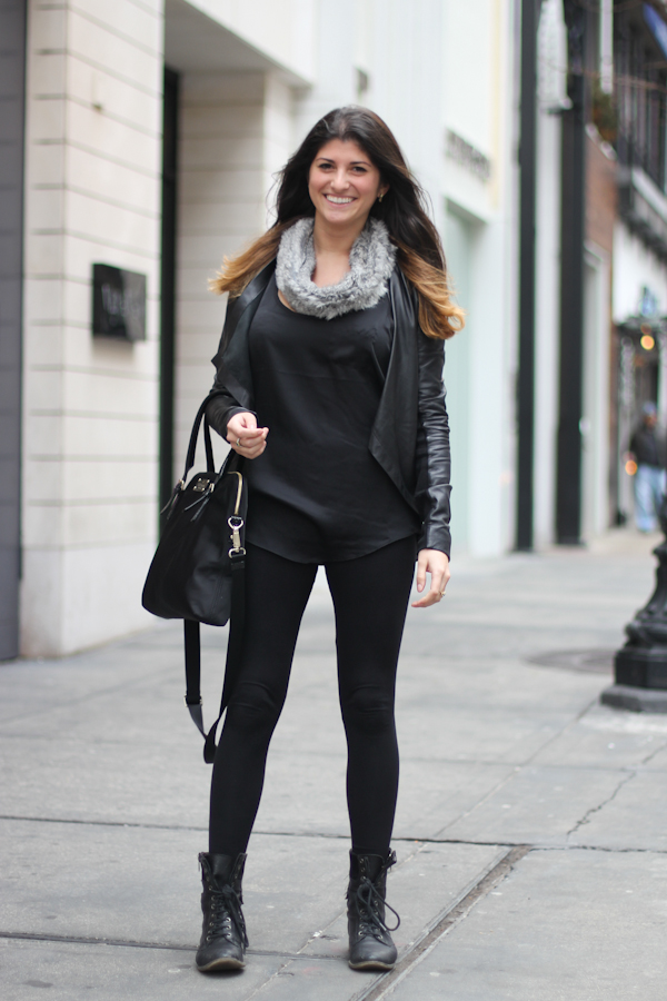 Vassi On Rush Street Amy Creyer 39 S Chicago Street Style Fashion Blog