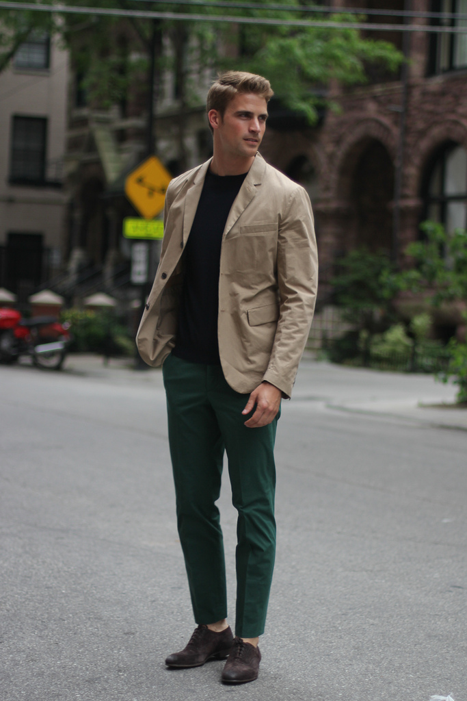 7 Stylish Men At Mr Porter S Public Chicago Bash Amy Creyer 39 S Chicago Street Style Fashion Blog