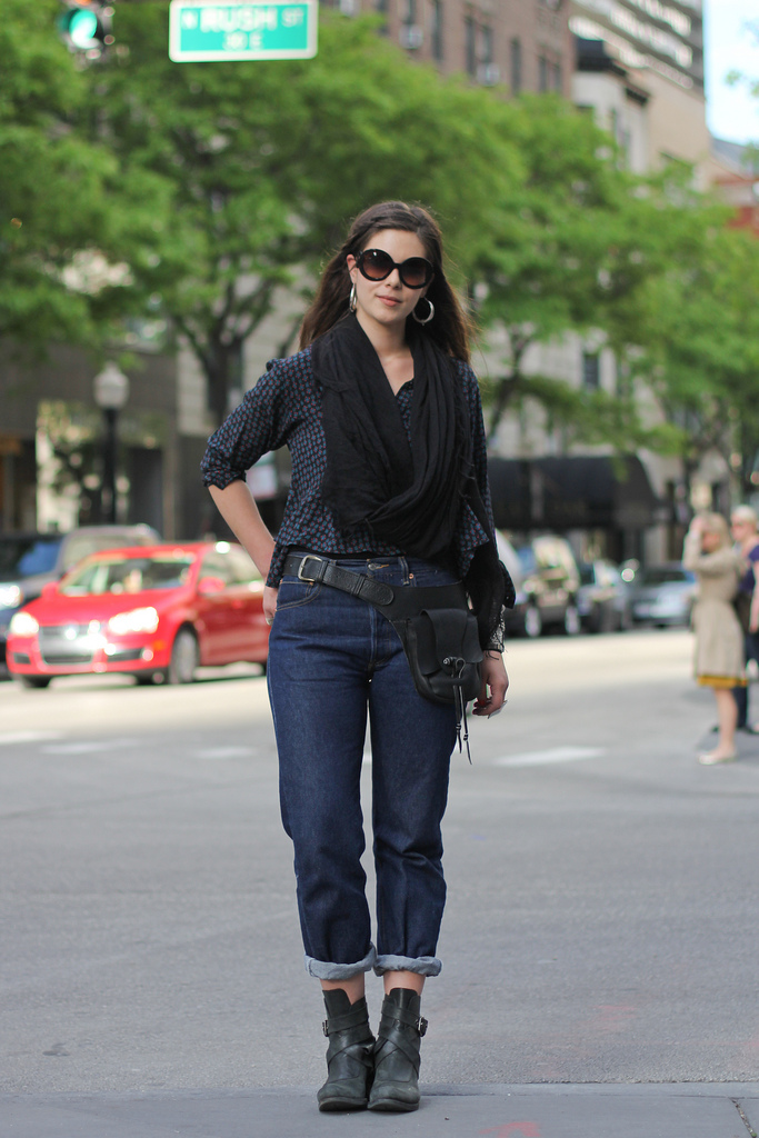 Kate On Rush Street Amy Creyer 39 S Chicago Street Style Fashion Blog