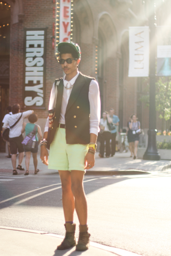 August 2012 Amy Creyer 39 S Chicago Street Style Fashion Blog