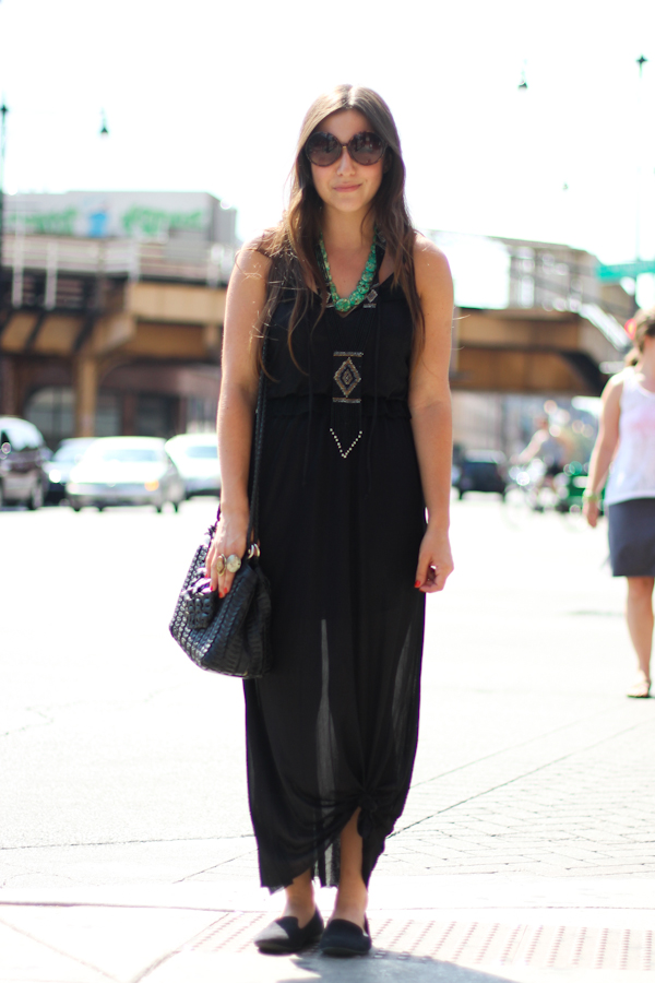 Chicago Wicker Park Donna Amy Creyer 39 S Chicago Street Style Fashion Blog