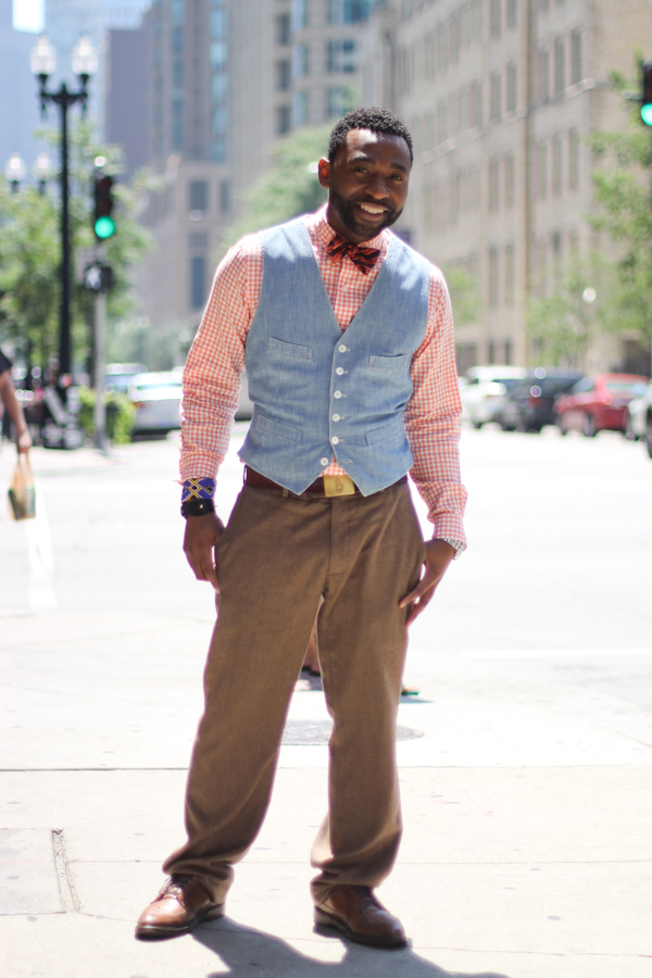 Chicago street style