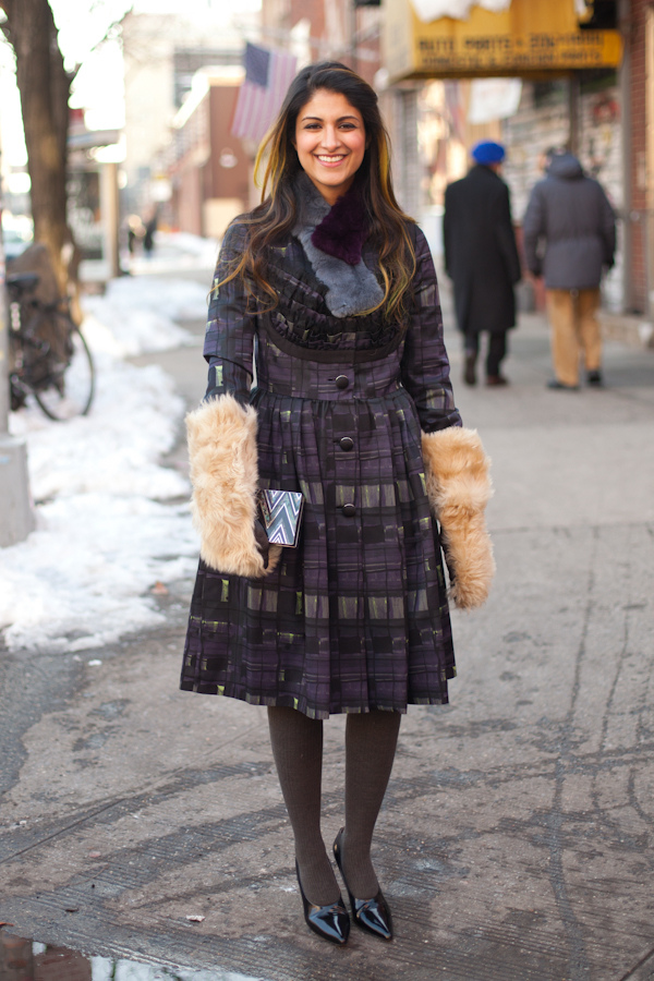 Preetma Singh In Prada Amy Creyer 39 S Chicago Street Style Fashion Blog