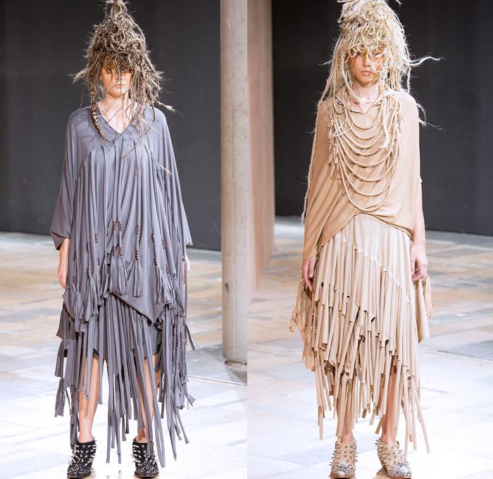 junya-watanabe-2014-spring-summer-womens-runway-paris-fashion-week-show-france-denim-jeans-patchwork-tribal-print-braided-fringe-native-american-hippie-draped-09x
